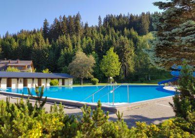 Ferienhaus-Franz - Freischwimmbad Weissbriach