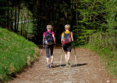 Ferienhaus-Franz - Nordic Walking
