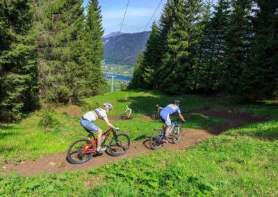 Ferienhaus-Franz - Biken ©weissensee.com