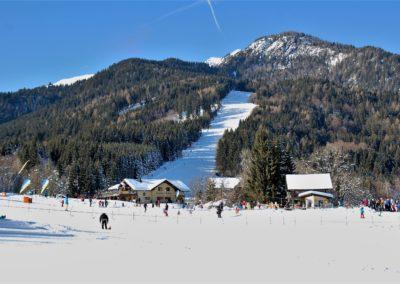 Max Franz Piste - Skigebiet Weißbriach - Kärnten - Österreich