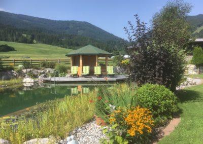 Naturschwimmbad - Weißbriach - Kärnten