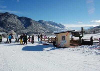 Ferienhaus Franz - Skifahren - Weißbriach - Kärnten - Österreich