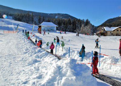 Zauberteppich - Ski for free Weißbriach - Kärnten - Österreich - Ferienhaus Franz