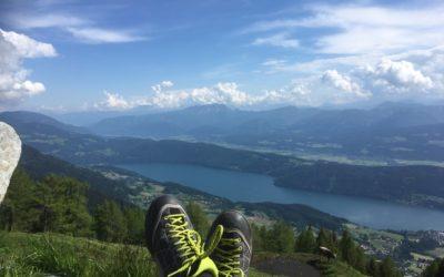 Ausflug zur Alexanderhütte – Millstätter See